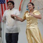 Dance Barong and umbrella